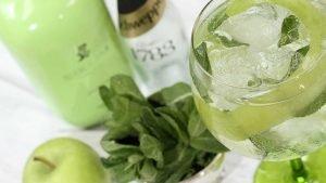 green-gin