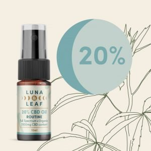 Routine CBD OIL 20%